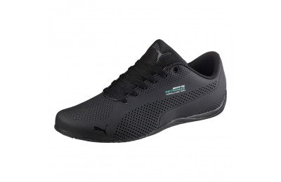 Basket MERCEDES AMG PETRONAS Drift Cat Ultra Couleur Puma Black-Dark Shadow-Blk