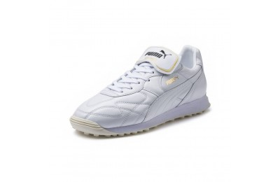 Basket King Avanti Premium Couleur Puma White-Puma Team