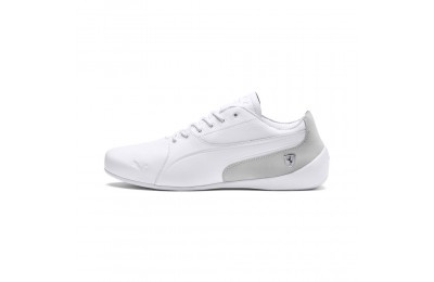Basket Ferrari Drift Cat 7 Lifestyle pour homme Couleur Puma White-Gray Violet