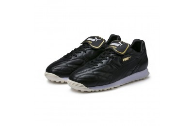 Basket King Avanti Premium Couleur Puma Black-Puma White-Whisp