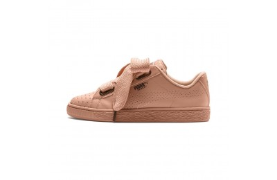 Chaussure Basket Heart Ath Lux pour femme Couleur Dusty Coral-Dusty Coral