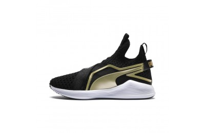 Basket Fierce Sleek Varsity pour femme Couleur Puma Black-Puma White