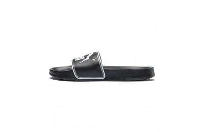 Chaussure de bain Leadcat Slide Couleur black-white