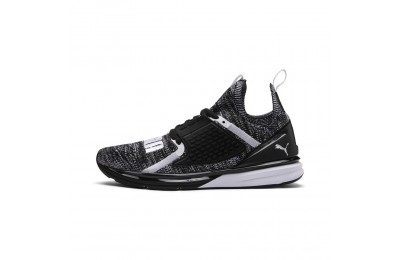 Basket Ignite Limitless 2 evoKNIT Block Couleur Puma Black-Puma White