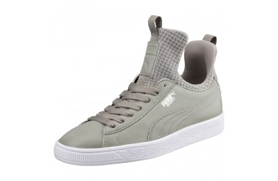 Basket Fierce En Pointe pour femme Couleur Rock Ridge-Puma White