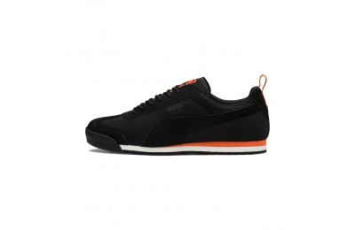 Basket Roma Fight or Flight Couleur Puma Black-Firecracker