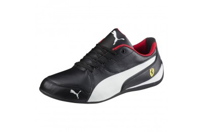 Basket Ferrari Drift Cat 7 Couleur Puma Black-Puma White-Black