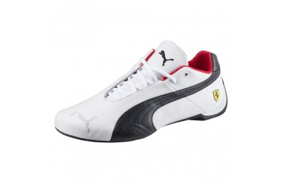 Basket Ferrari Future Cat OG Couleur White-Black-Rosso Corsa