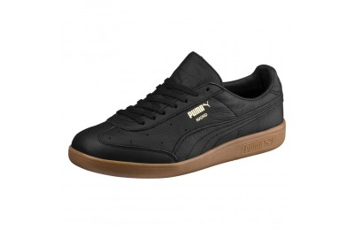 Madrid Premium Couleur Puma Black-Puma Team Gold