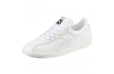 Basket Te-Ku Core Couleur Puma White-Puma White