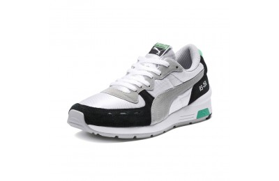RS-350 Re-Invention Sneakers Couleur Black-GrayViolet-White