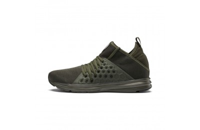 Enzo NF Mid Couleur Forest Night-Puma Black
