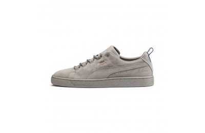 Basket PUMA x BIG SEAN Suede Couleur Ash-Ash