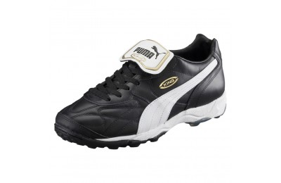 Chaussure de Football King Allround TT Couleur black-white-team gold