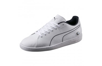 Basket BMW Motorsport Court pour homme Couleur Puma White-Team Blue