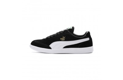 Basket Liga Suede Couleur Puma Black-Puma White
