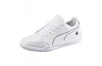 Basket BMW Motorsport Casual pour homme Couleur Puma White-Team Blue