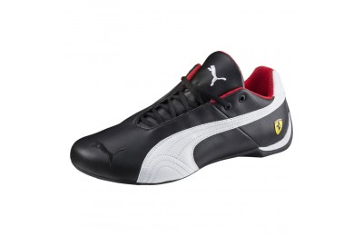 Basket Ferrari Future Cat OG Couleur Black-White-Black