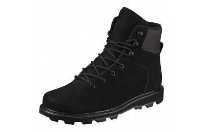 Bottine d'hiver Desierto Fun Couleur Puma Black- Black- Black