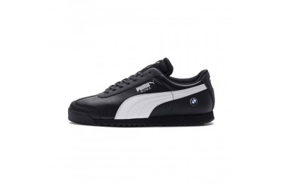 Basket BMW MMS Roma pour homme Couleur Anthracite-Puma White