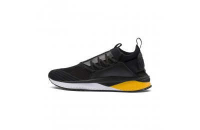 Basket TSUGI Jun CLRSHFT Couleur PBlack-RRed-Spectra Yellow