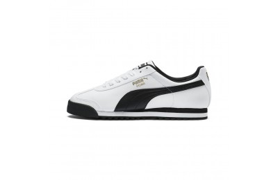 Basket Roma Basic Couleur white-black