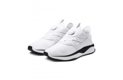 Basket TSUGI Disc Monolith Couleur Puma White-Puma Black