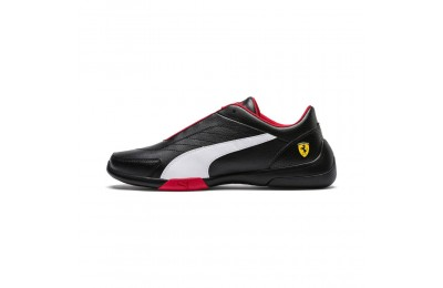 Basket Ferrari Kart Cat III Couleur Puma Black-Puma White