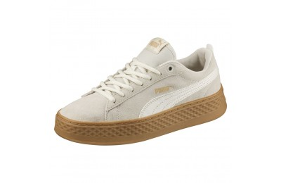 Puma Smash Platform SD Couleur Birch-Birch