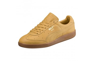 Madrid Premium Couleur Honey Mustard-Puma Team Gold