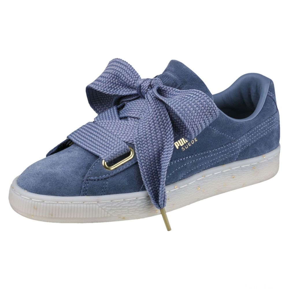 Basket Suede Heart Celebrate pour femme Couleur Infinity-Infinity