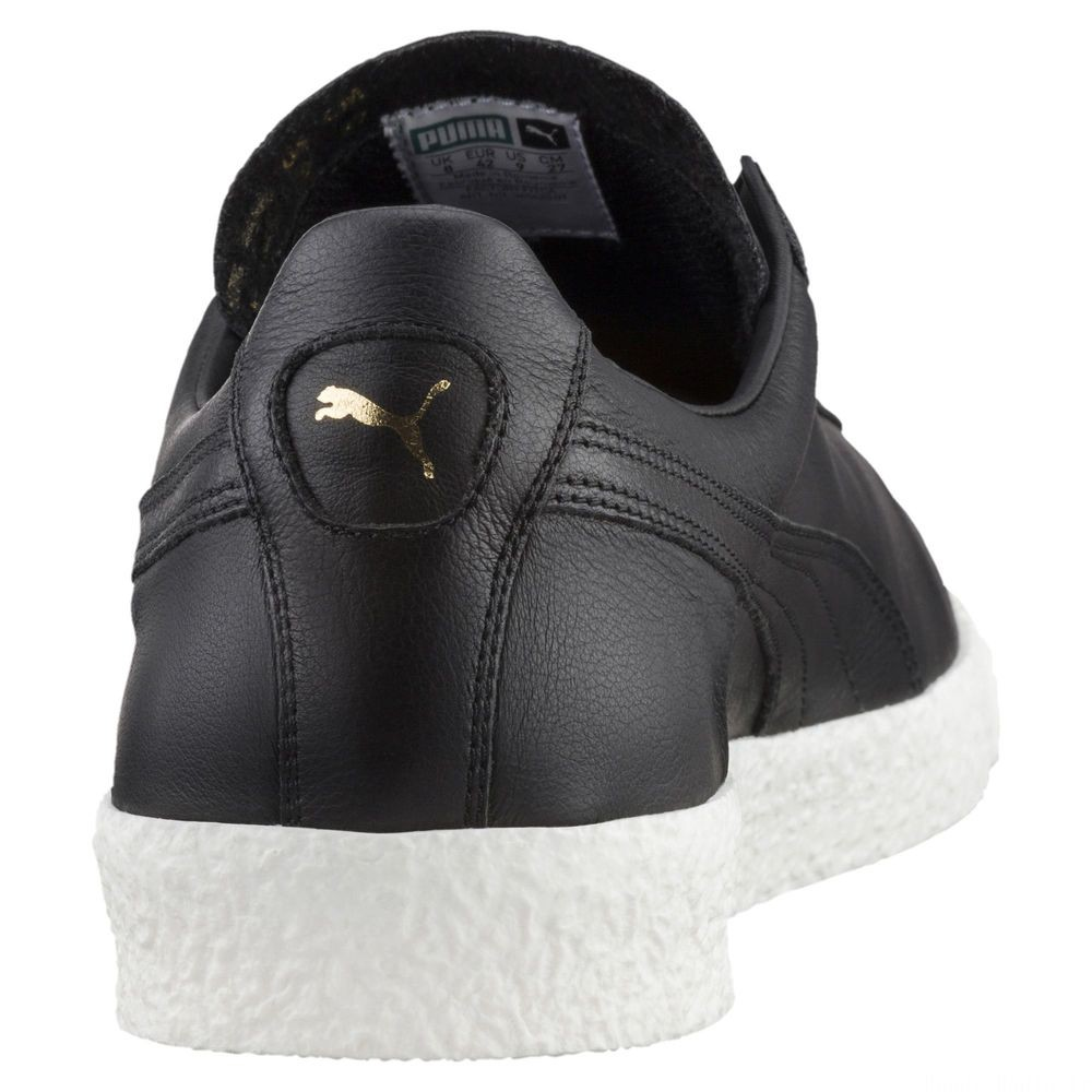 Basket Te-Ku Core Couleur Puma Black-Puma White