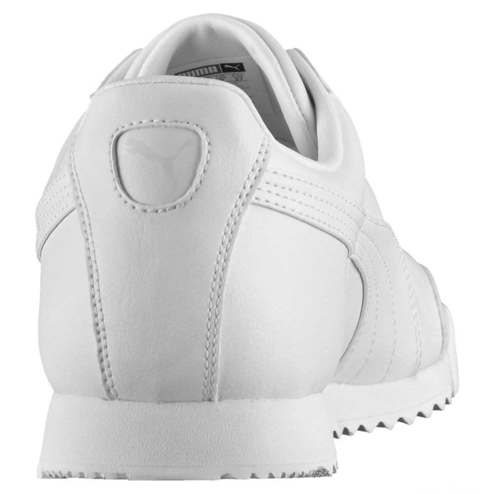 Basket Roma Basic Couleur white-light gray