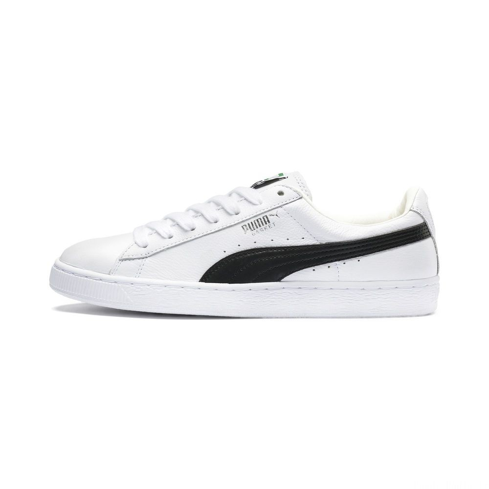 Basket Heritage Basket Classic Couleur white-black