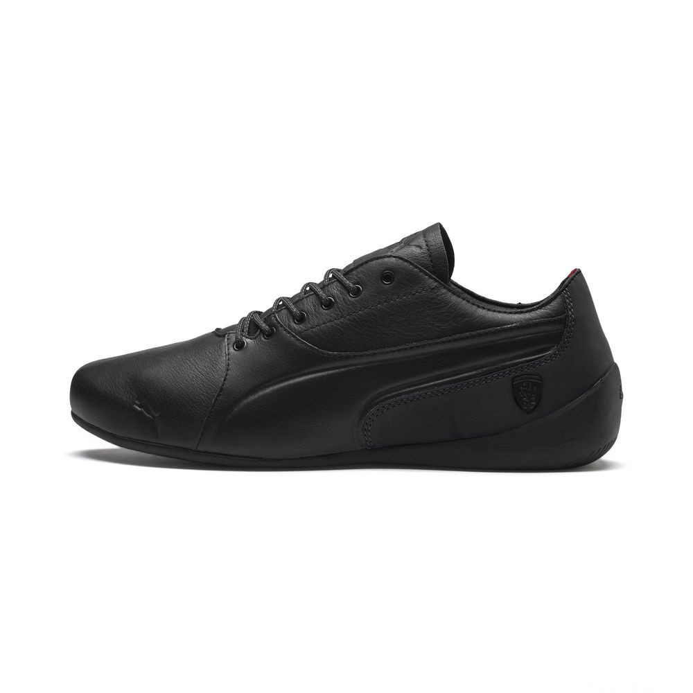 Basket Ferrari Drift Cat 7 Lifestyle pour homme Couleur Puma Black-Puma Black