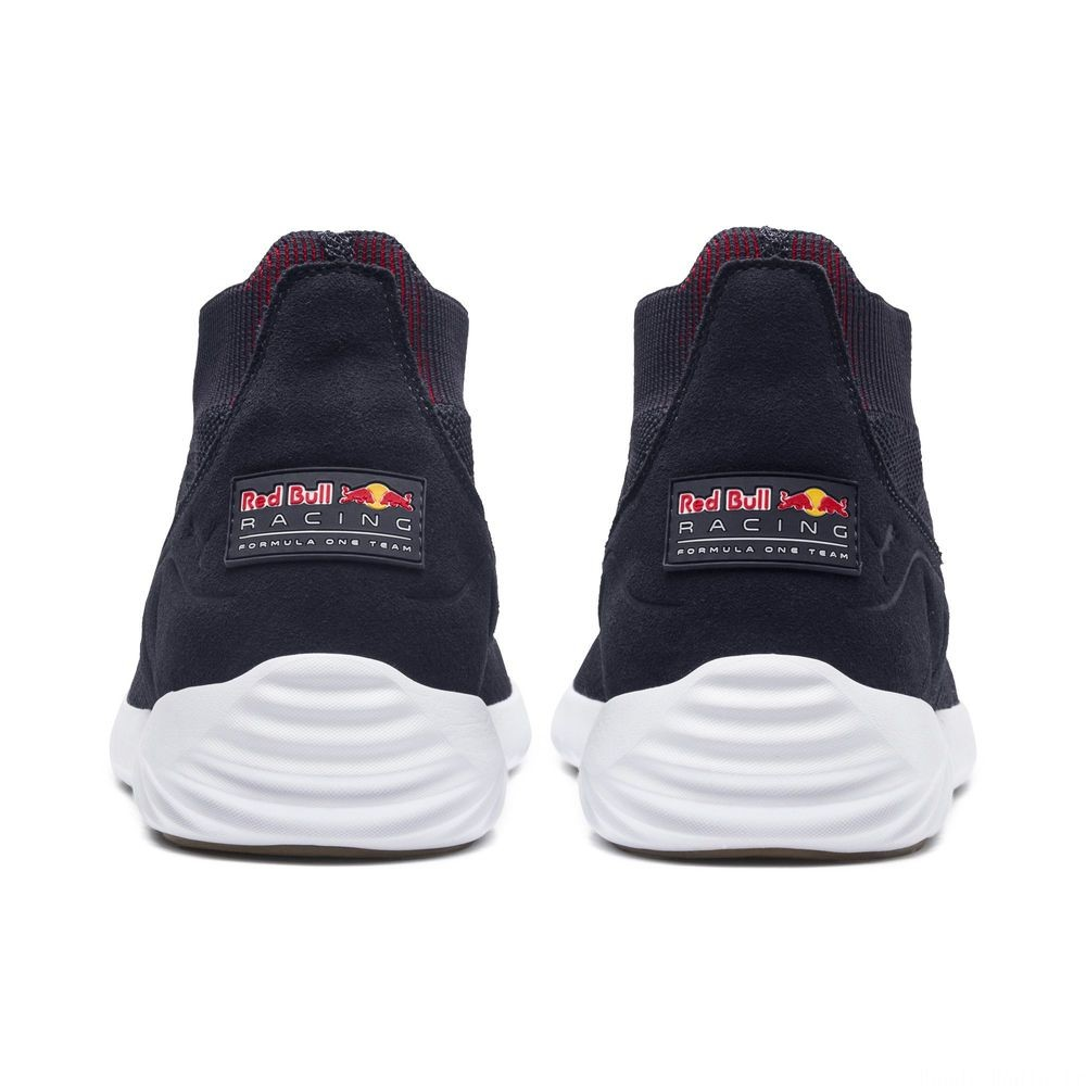 Basket Red Bull Racing SpeedCat Wings Couleur NIGHT SKY-Chinese Red-Wht