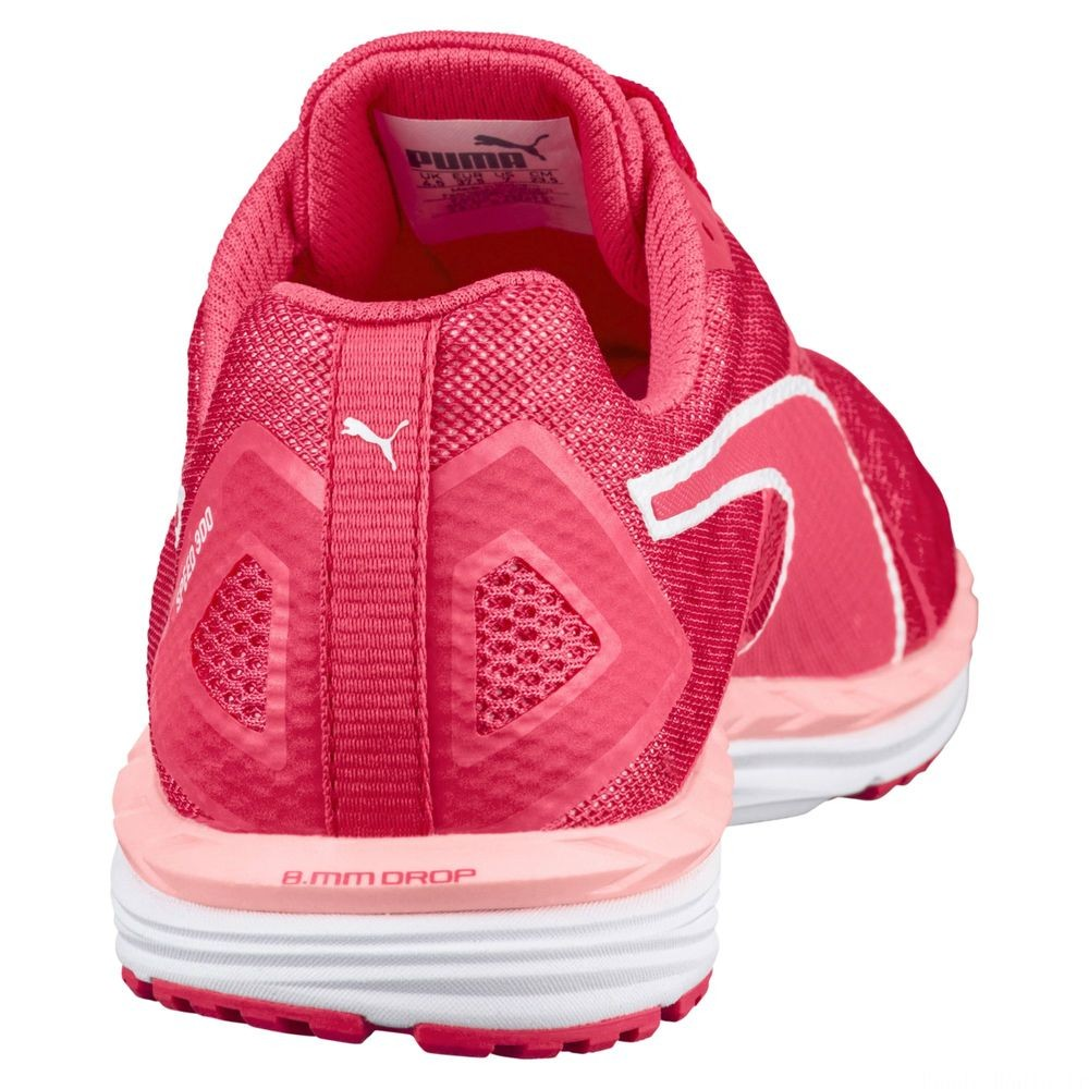 Speed 300 IGNITE 3 Wn Couleur Pink-Fluo Peach-White