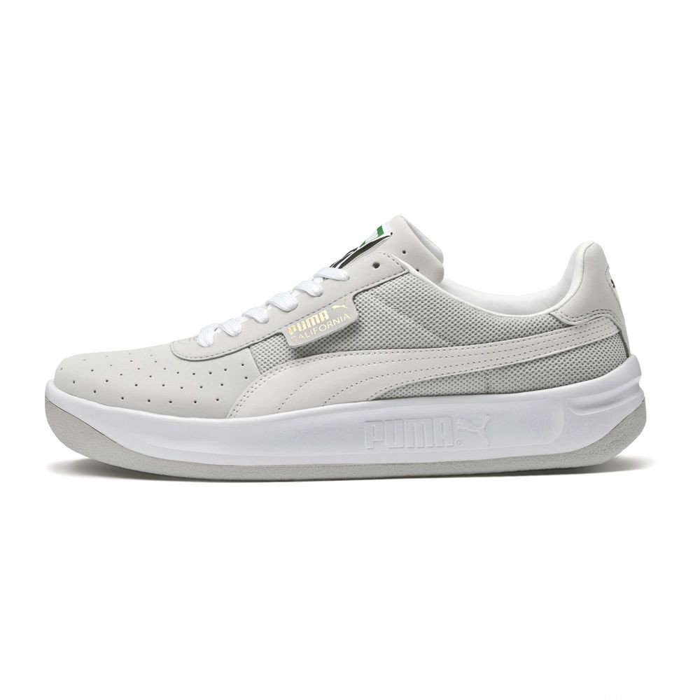 Basket California VTG Couleur Gray Violet-Puma White