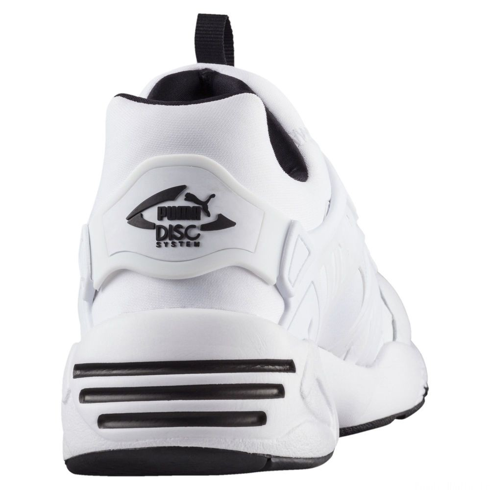 Basket Disc Blaze Couleur Puma White-Puma Black
