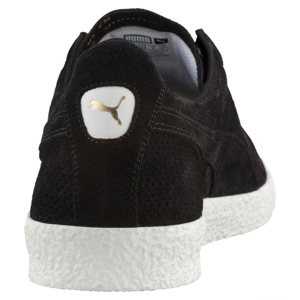 Basket Te-Ku Summer Couleur Puma Black-PBlack-PWhite