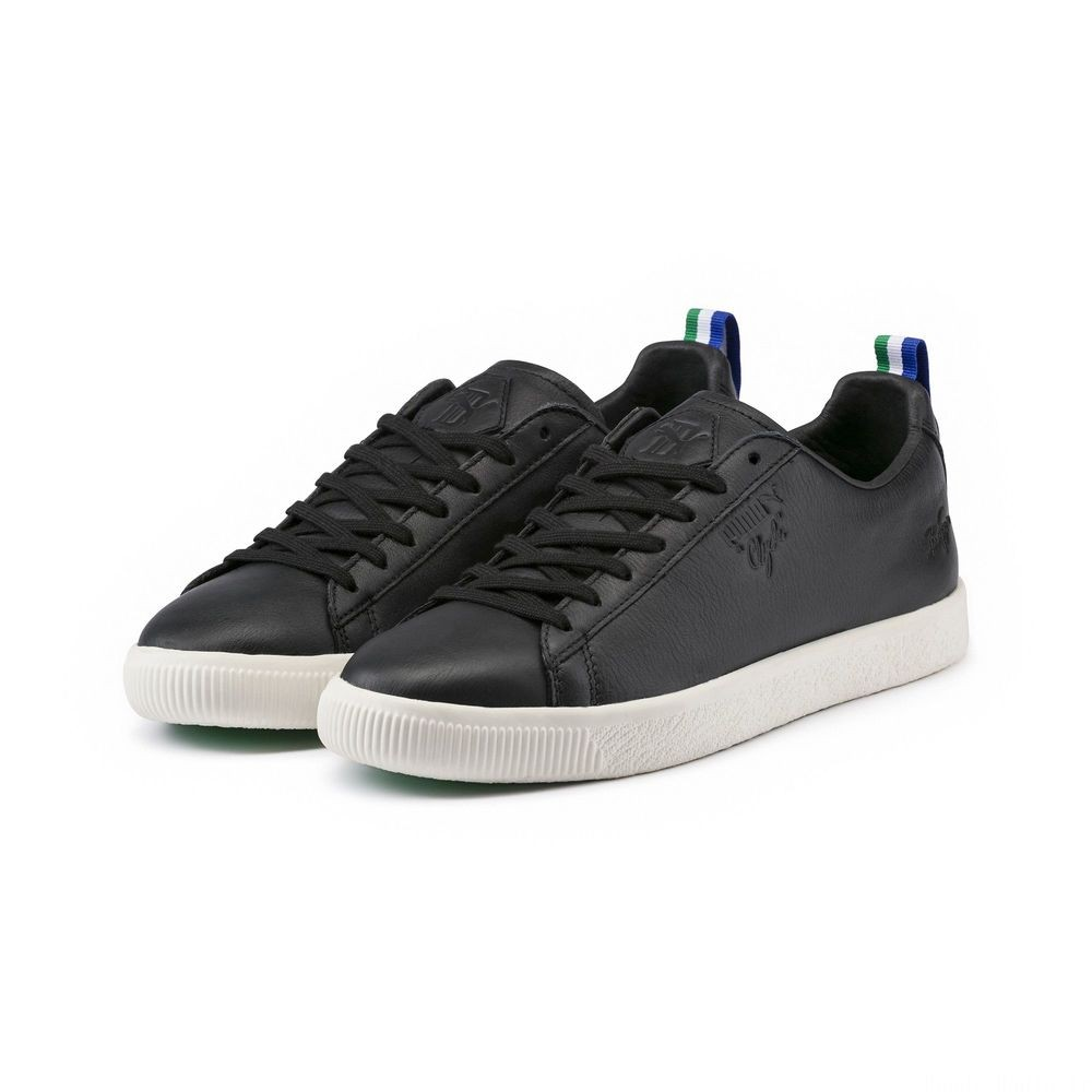 Basket PUMA x BIG SEAN Clyde Couleur Puma Black