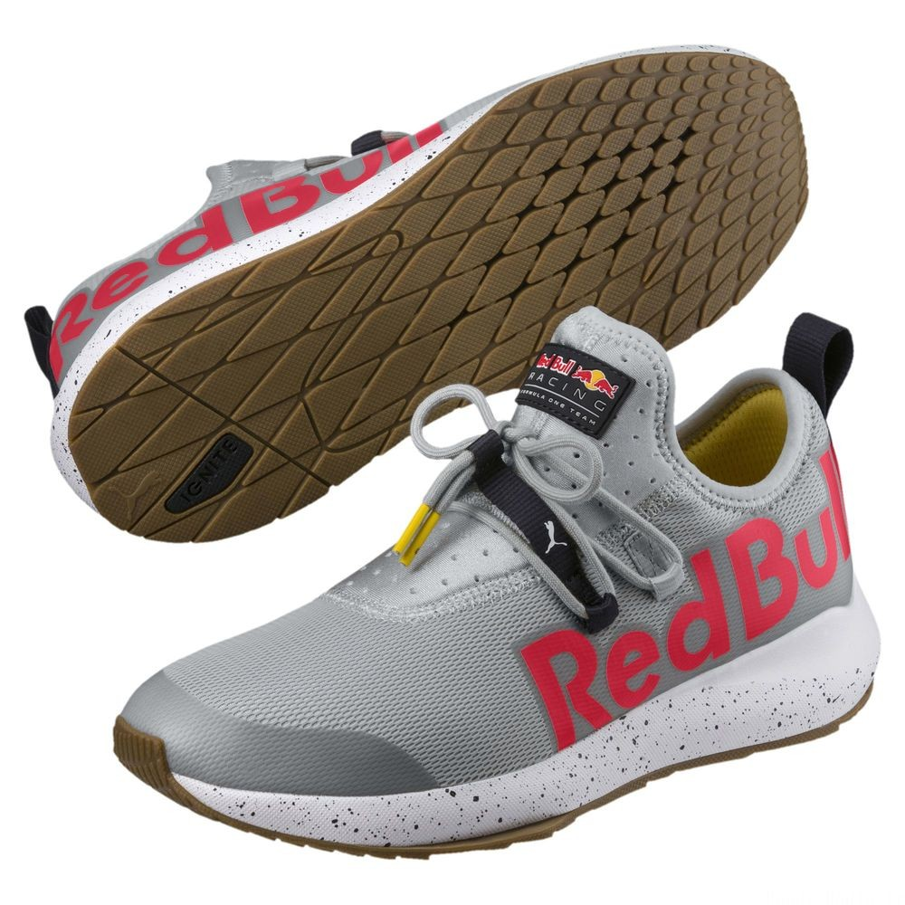 Basket Red Bull Racing Evo Cat II Couleur High Rise-Chinese Red