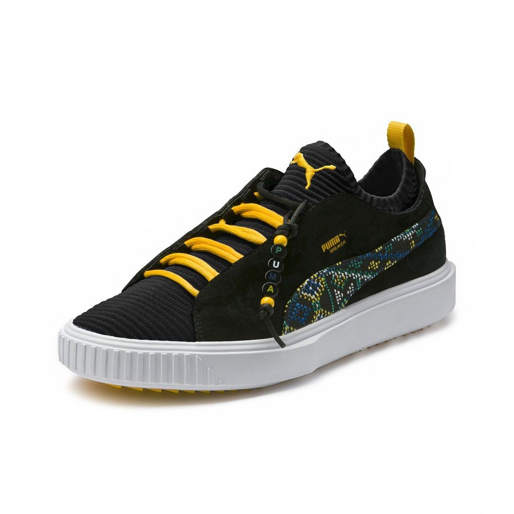 Basket Breaker Knit Carnival Couleur Puma Black