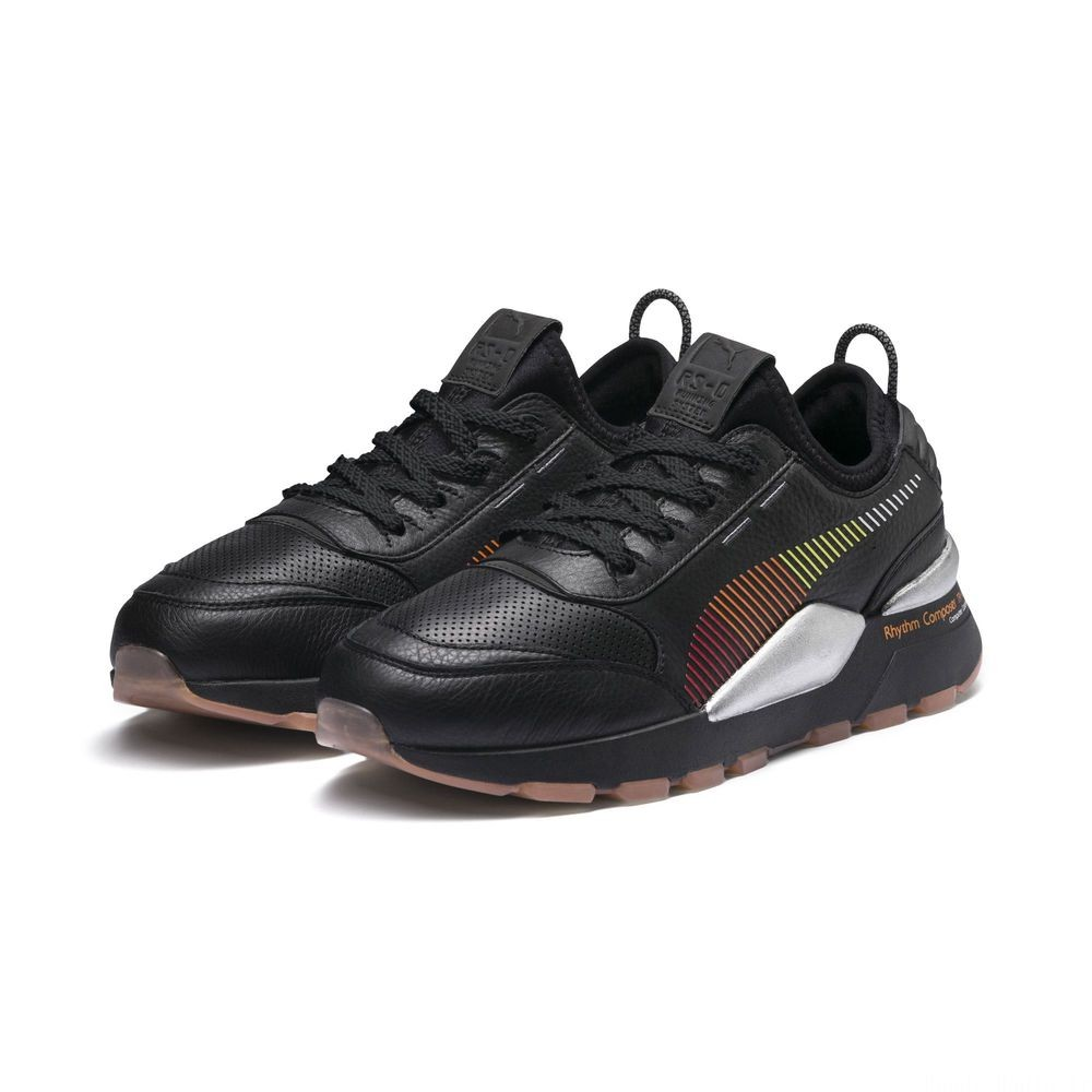 Basket PUMA x Roland RS-0 Couleur Puma Black