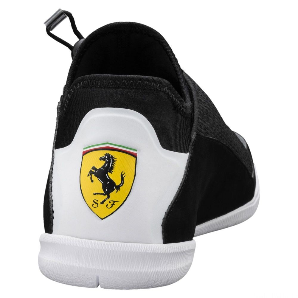 Basket Ferrari F Cat IGNITE Couleur Puma Black-Puma Black
