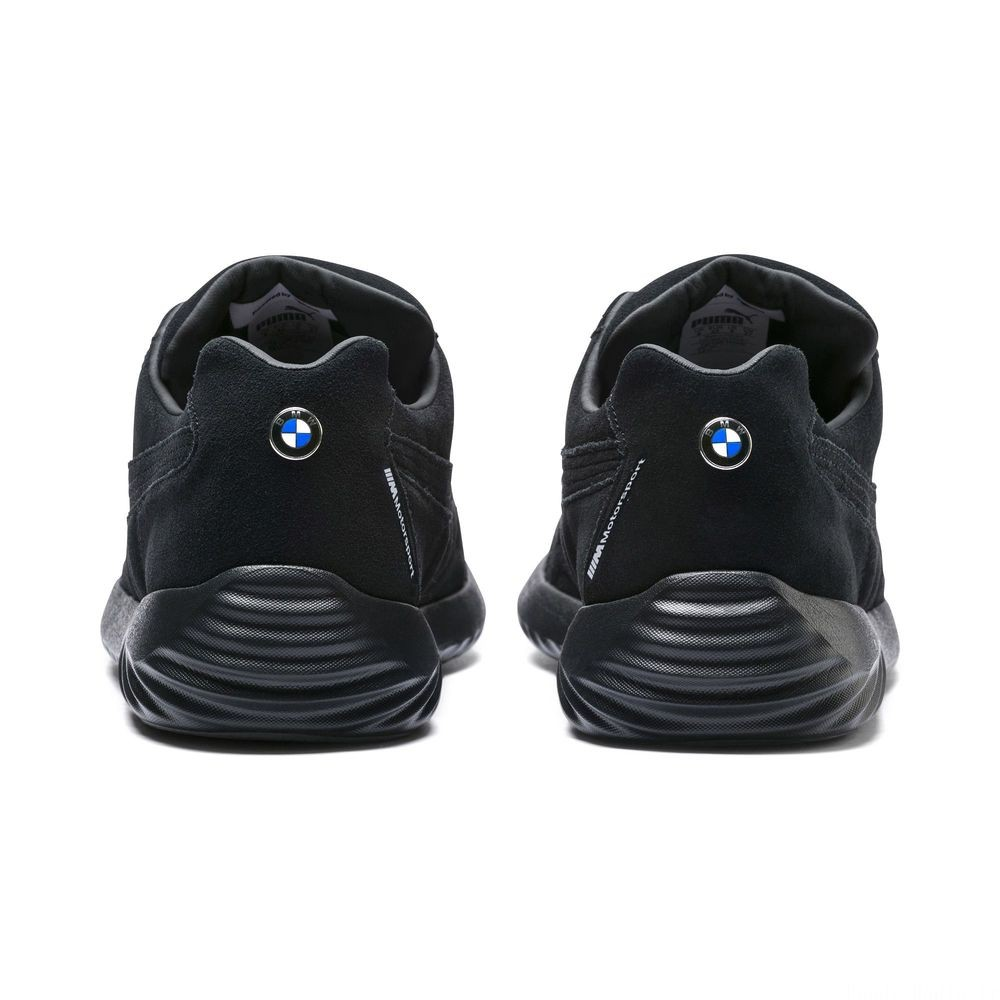 Basket BMW Motorsport Speed Cat Evo Couleur Anthracite-Anthracite