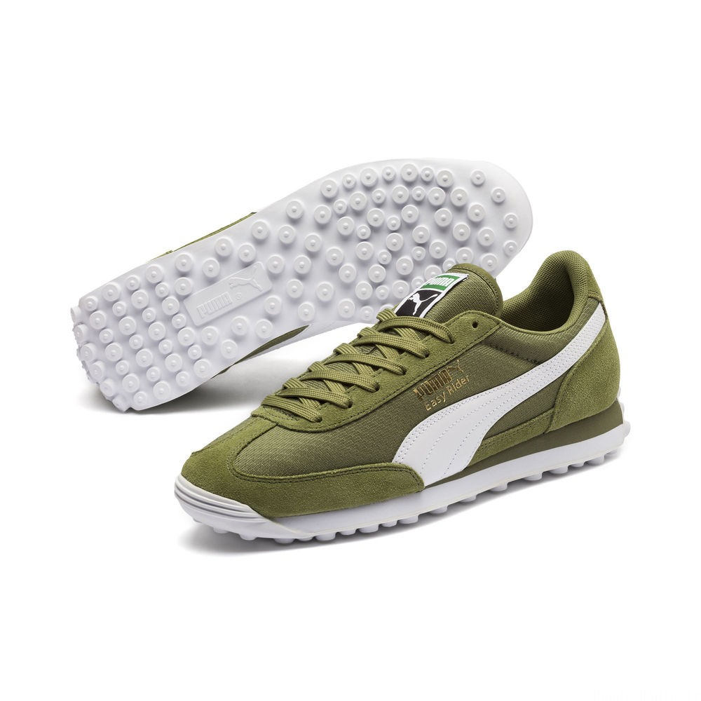 Easy Rider Classic Couleur Capulet Olive-White-Gold