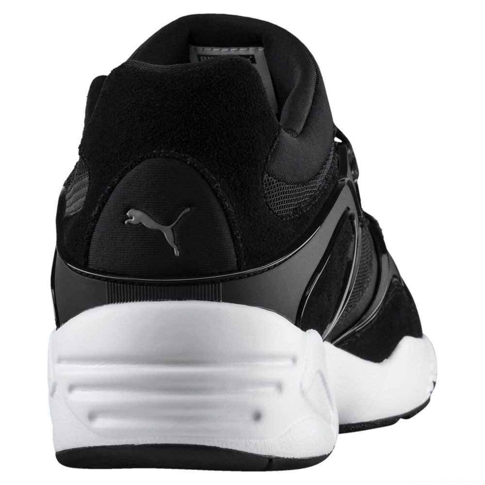 Basket Blaze Couleur Puma Black-White-QUIET SHADE