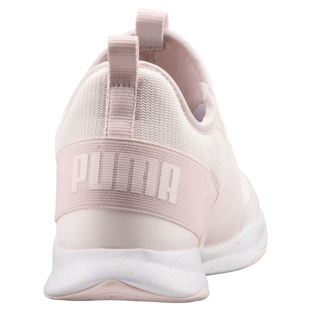 Basket Dare Trainer Sheen pour femme Couleur Pearl-Pearl