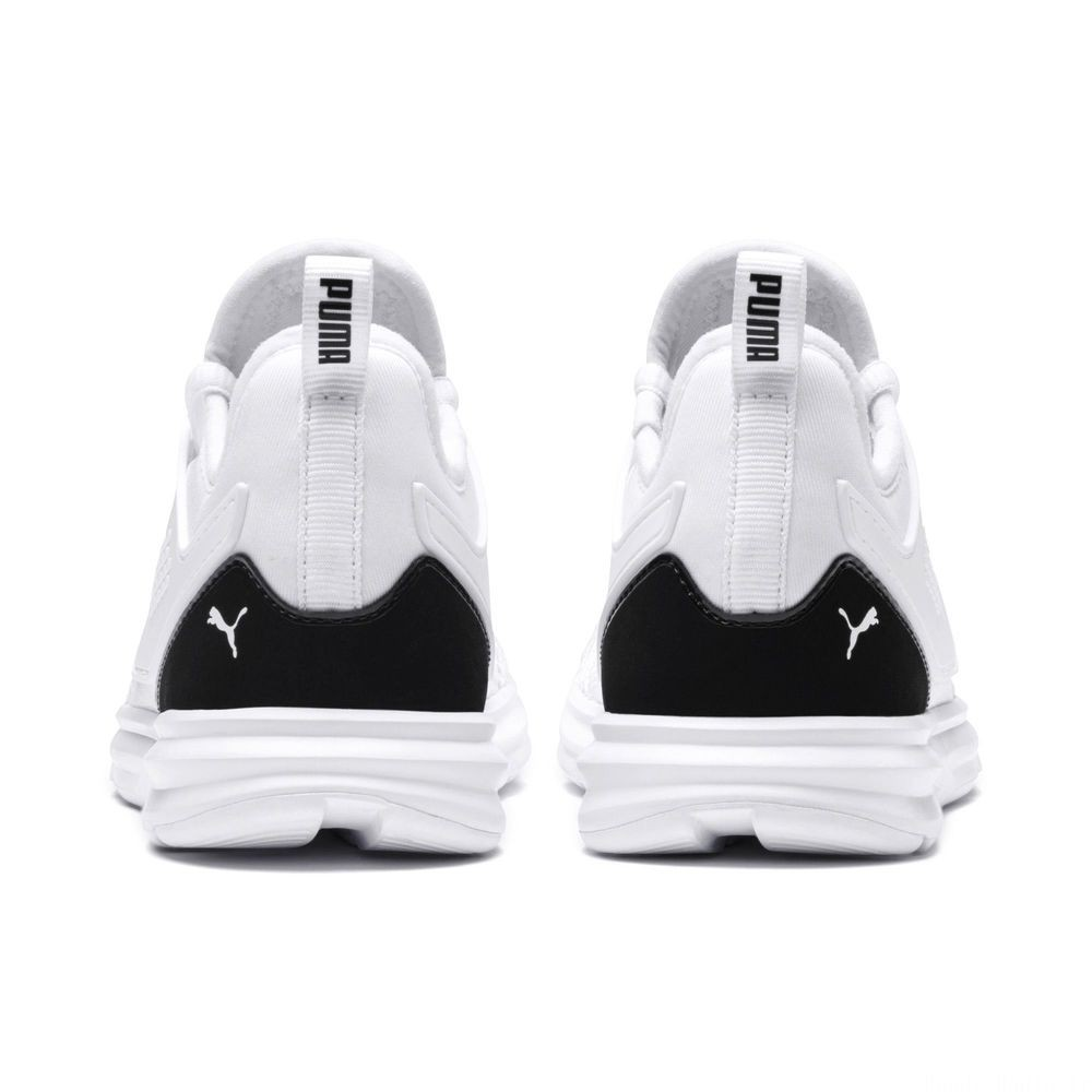 Basket IGNITE Limitless 2 Preschool pour enfant Couleur Puma White-Puma Black